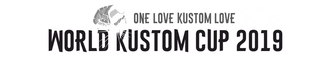 World Kustom Cup | ONE LOVE – KUSTOM LOVE